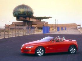 Ver foto 3 de Alfa Romeo Dardo Pininfarina 1998