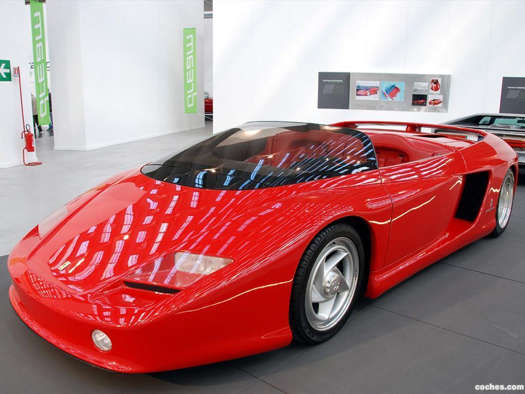 Foto 0 de Ferrari Pininfarina Mythos 1989