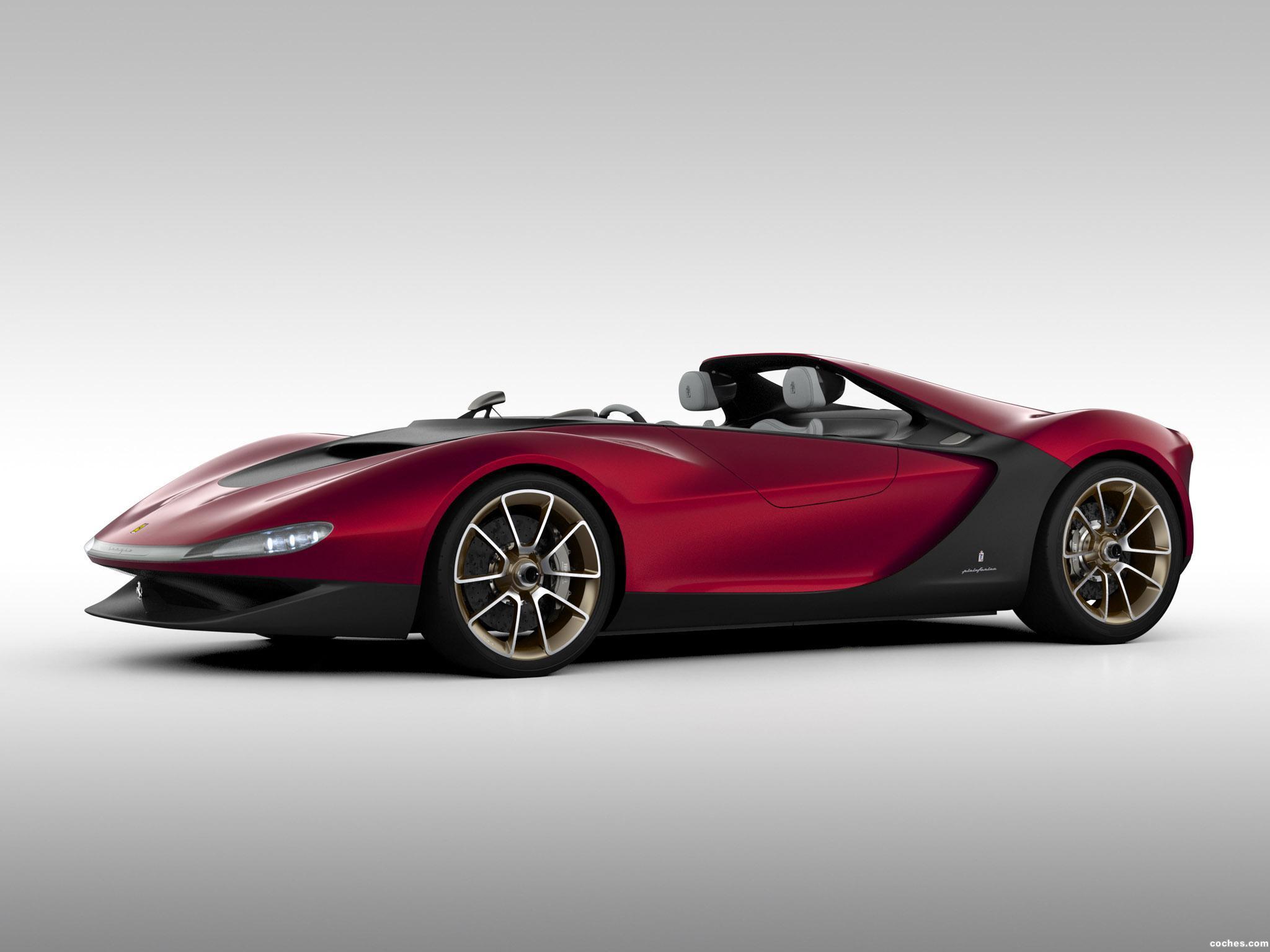 Ferrari sergio concept