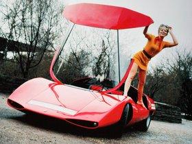Ver foto 5 de Abarth 2000 Concept Bertone 1969