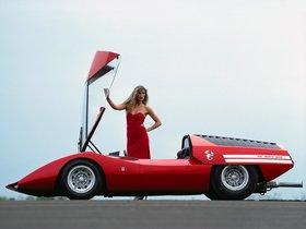Abarth 2000 Concept Bertone 1969