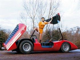 Ver foto 3 de Abarth 2000 Concept Bertone 1969