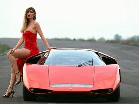Ver foto 2 de Abarth 2000 Concept Bertone 1969