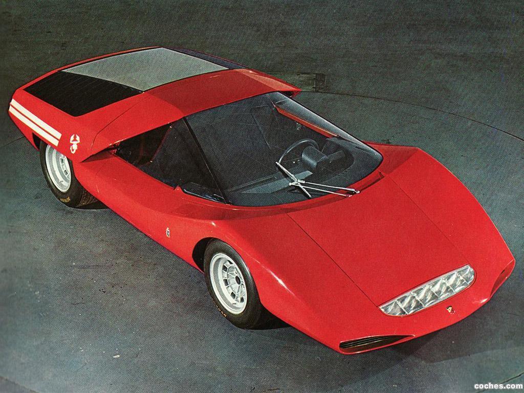 Foto 0 de Abarth 2000 Concept Bertone 1969