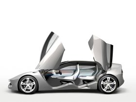Ver foto 3 de Pininfarina Sintesi Concept 2008