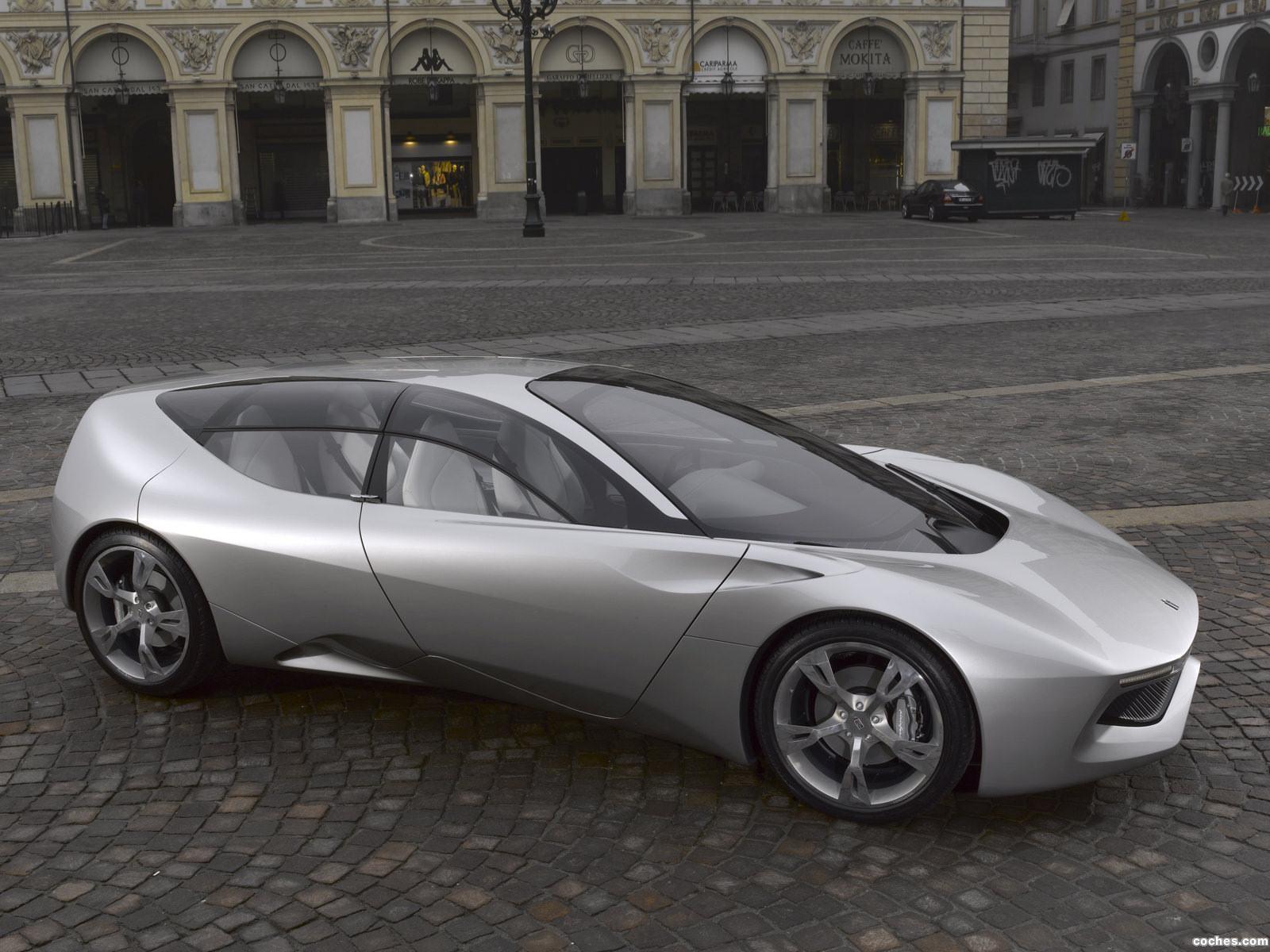 Foto 0 de Pininfarina Sintesi Concept 2008