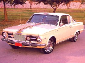 Fotos de Plymouth Barracuda 1965