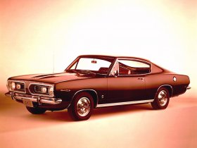 Ver foto 2 de Plymouth Barracuda 1967
