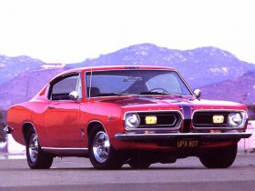 Ver foto 1 de Plymouth Barracuda 1967