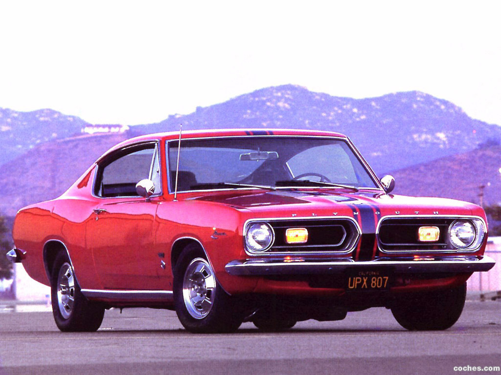 Foto 0 de Plymouth Barracuda 1967