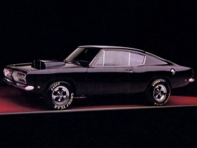Ver foto 9 de Plymouth Barracuda 1968