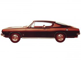 Ver foto 7 de Plymouth Barracuda 1968