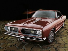 Ver foto 3 de Plymouth Barracuda 1968