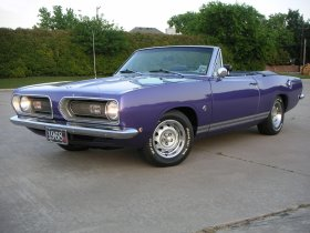 Ver foto 2 de Plymouth Barracuda 1968