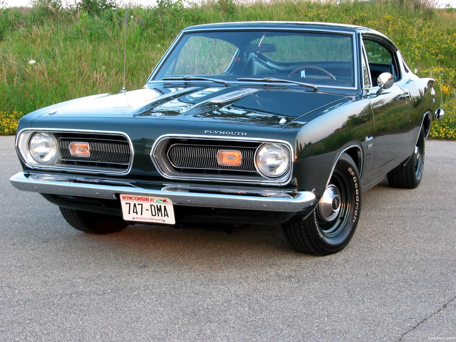 Foto 0 de Plymouth Barracuda 1968