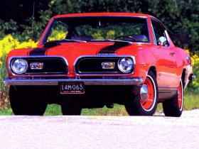 Ver foto 2 de Plymouth Barracuda 1969