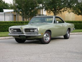 Ver foto 1 de Plymouth Barracuda 1969