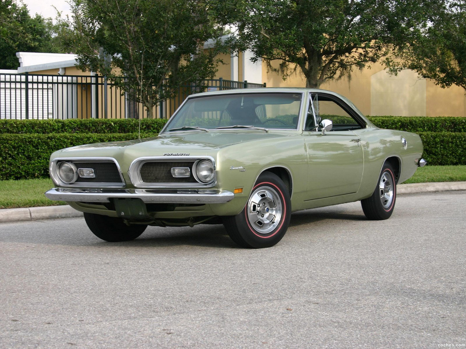 Foto 0 de Plymouth Barracuda 1969