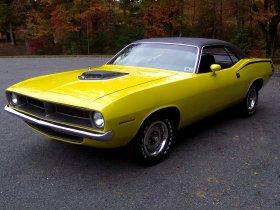 Ver foto 18 de Plymouth Barracuda 1970