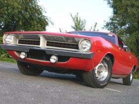 Ver foto 9 de Plymouth Barracuda 1970