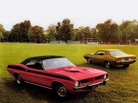Ver foto 6 de Plymouth Barracuda 1970