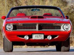 Ver foto 3 de Plymouth Barracuda 1970