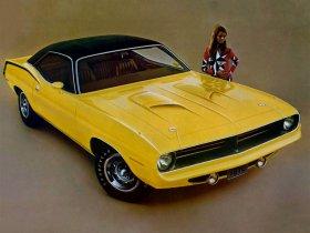 Ver foto 2 de Plymouth Barracuda 1970