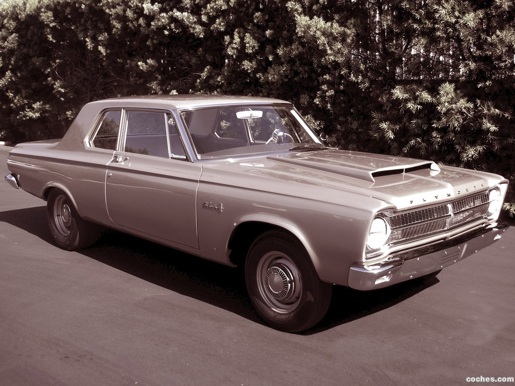 Foto 0 de Plymouth Belvedere A 990 Super Stock Race Hemi 1965