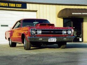Ver foto 3 de Plymouth Belvedere GTX 1967