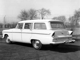 Ver foto 3 de Plymouth Belvedere Suburban Wagon 1955