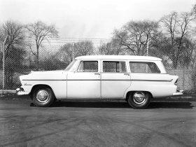 Ver foto 2 de Plymouth Belvedere Suburban Wagon 1955