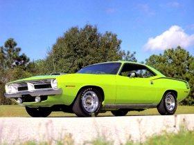 Ver foto 1 de Plymouth Cuda 1970