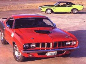 Ver foto 15 de Plymouth Cuda 1971