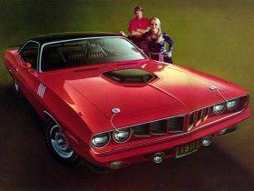 Ver foto 13 de Plymouth Cuda 1971