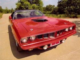 Ver foto 11 de Plymouth Cuda 1971
