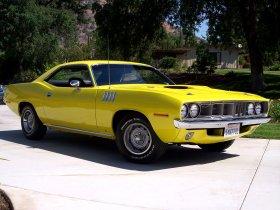 Ver foto 10 de Plymouth Cuda 1971