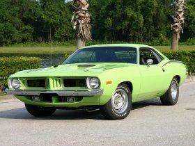 Ver foto 6 de Plymouth Cuda 1971