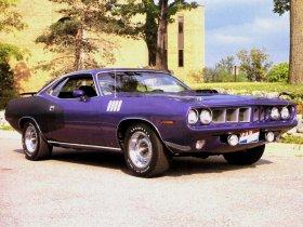 Ver foto 5 de Plymouth Cuda 1971
