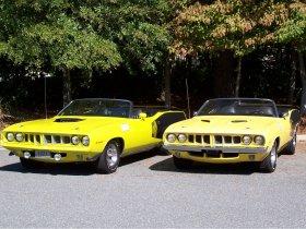 Ver foto 22 de Plymouth Cuda 1971
