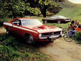 Ver foto 2 de Plymouth Cuda 1974