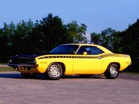 Ver foto 5 de Plymouth Cuda AAR 1970