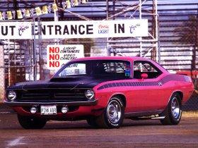 Ver foto 4 de Plymouth Cuda AAR 1970