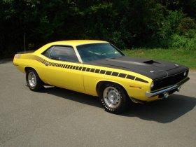 Ver foto 2 de Plymouth Cuda AAR 1970