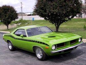 Ver foto 1 de Plymouth Cuda AAR 1970