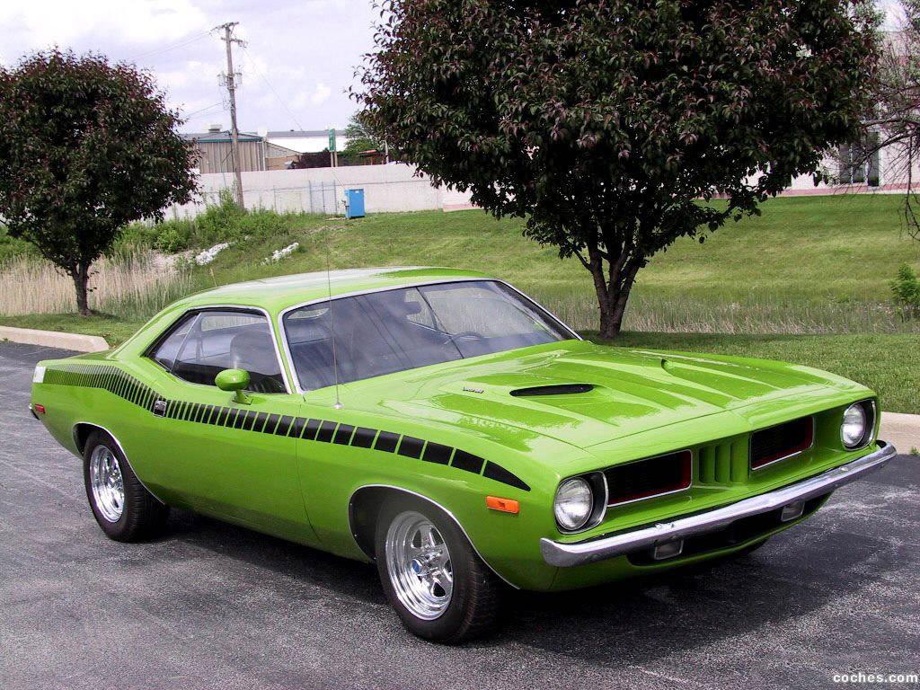 Foto 0 de Plymouth Cuda AAR 1970