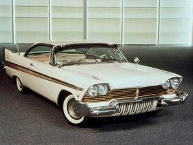 Ver foto 2 de Plymouth Fury 1957