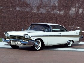 Fotos de Plymouth Fury 1957