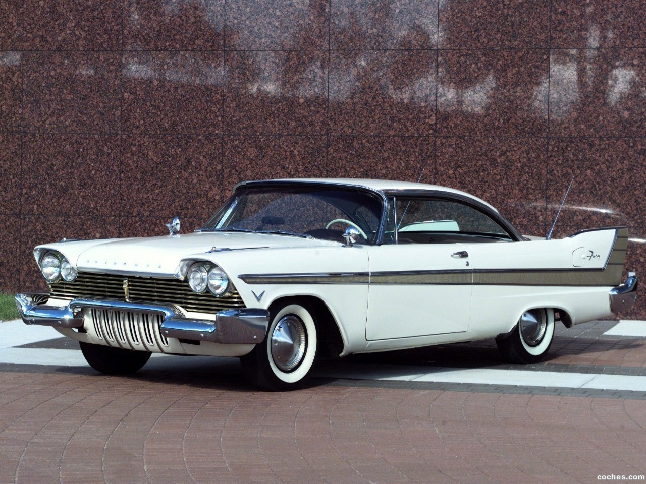 Foto 0 de Plymouth Fury 1957