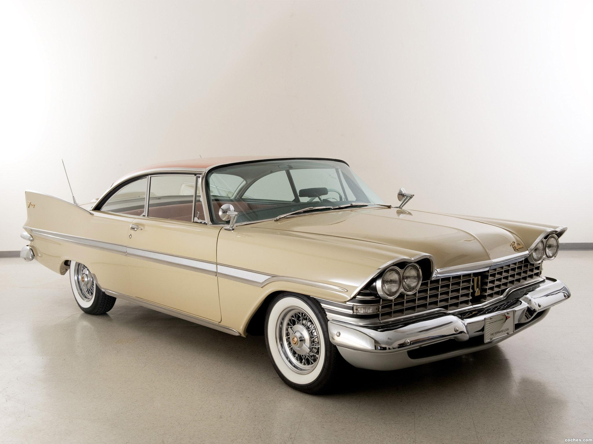 Foto 0 de Plymouth Fury 1959