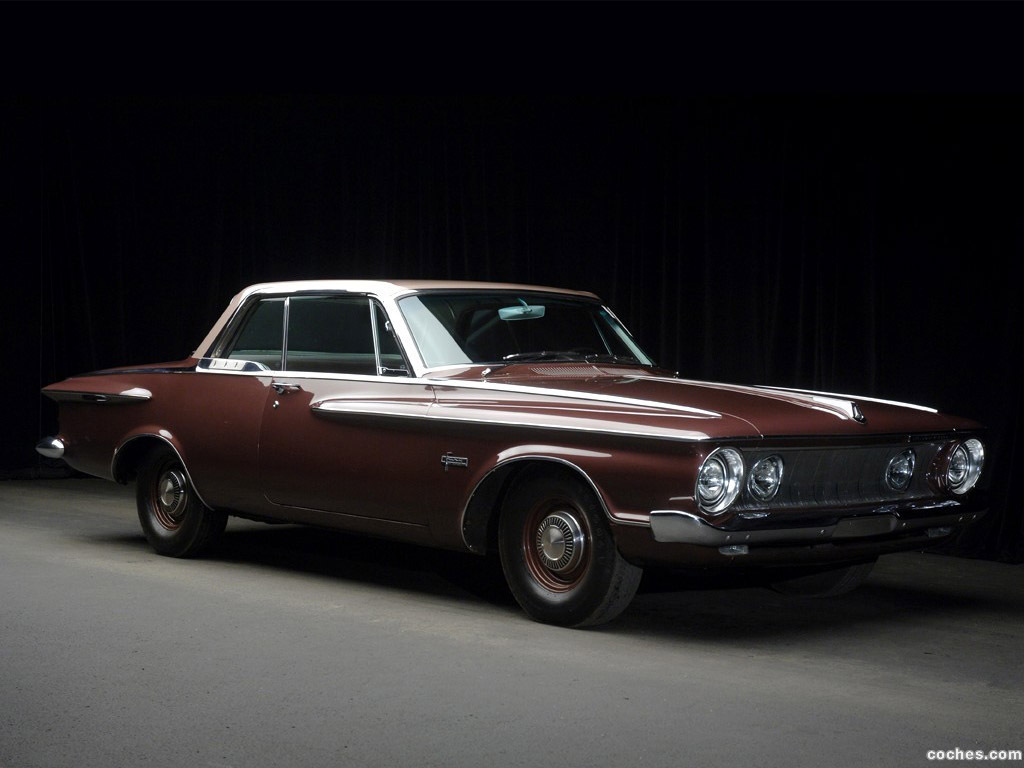 Foto 0 de Plymouth Fury 1962
